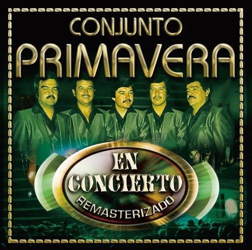 En Concierto by Conjunto Primavera