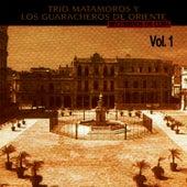 Recuerdos De Cuba: Volume 1 by Trío Matamoros