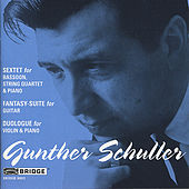 Music of Gunther Schuller by Various Artists
