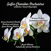 Handel - Vivaldi - Martin: Selected Works by Sofia Chamber Orchestra