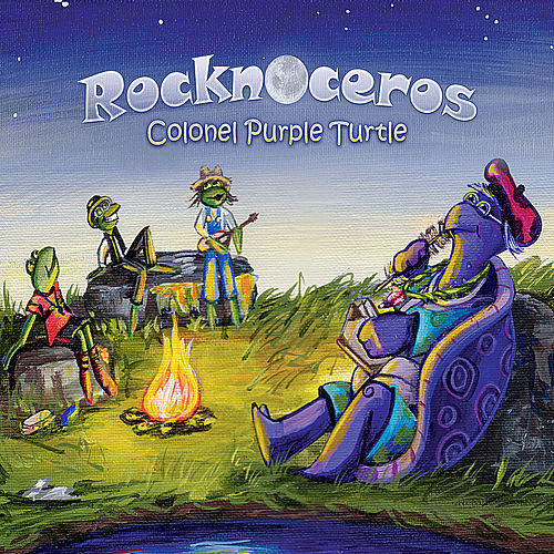 Play & Download Colonel Purple Turtle by Rocknoceros | Napster