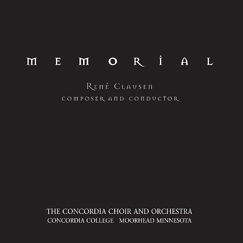 Play & Download Memorial by Concordia Choir | Napster