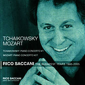 Play & Download Tchaikovsky: Piano Concerto No. 1 - Mozart: Piano Concerto No. 27 by Rico Saccani | Napster