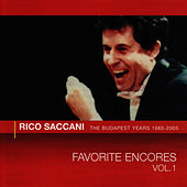 Favorite Encores, Vol. 1 by Rico Saccani