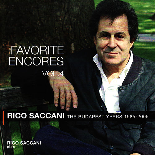 Favorite Encores Vol. 4 by Rico Saccani
