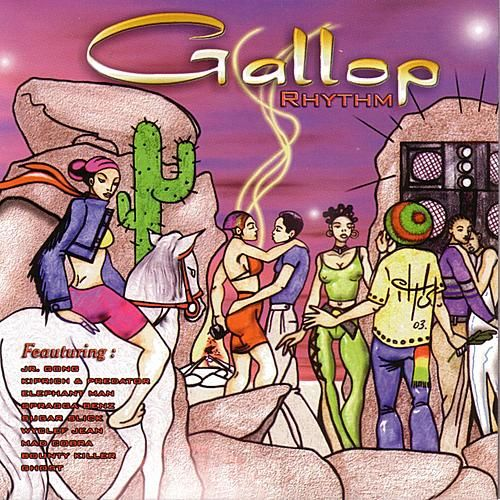 Gallop Rhythm by Various Artists