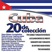 Play & Download Cuba 20 de Coleccion by Various Artists | Napster