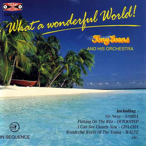 Play & Download What A Wonderful World by Tony Evans | Napster