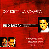 Play & Download Donizetti: La Favorita by Rico Saccani | Napster