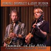 Jammin' in the Attic (Live at Eddie's Attic) by Randall Bramblett