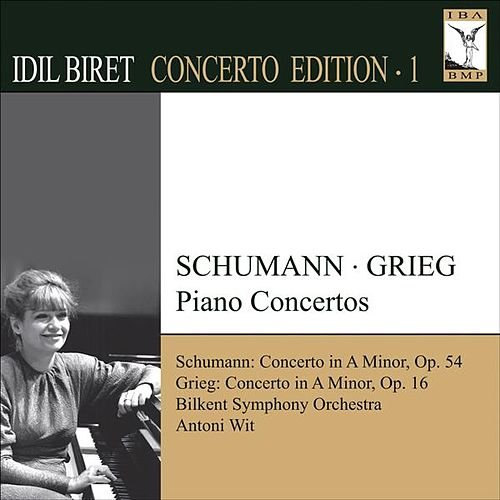 Play & Download Schumann, R.: Piano Concerto / Grieg, E.: Piano Concerto by Idil Biret | Napster