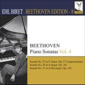 Beethoven, L. Van: Piano Sonatas, Vol. 4 (Biret) - Nos. 23, 28, 31 by Idil Biret