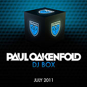 Play & Download DJ Box - July 2011 by Various Artists | Napster