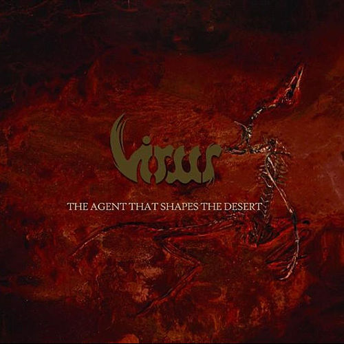 The Agent that Shapes the Desert by Virus