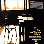 The Leo Weiner Album by Janos Starker