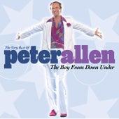 The Very Best Of Peter Allen... by Peter Allen