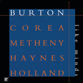 Like Minds by Gary Burton