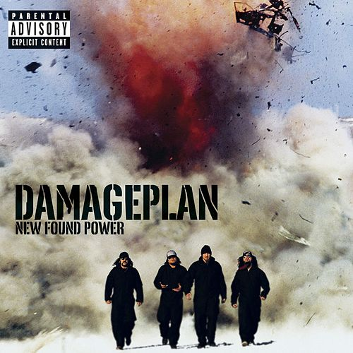 New Found Power by Damageplan