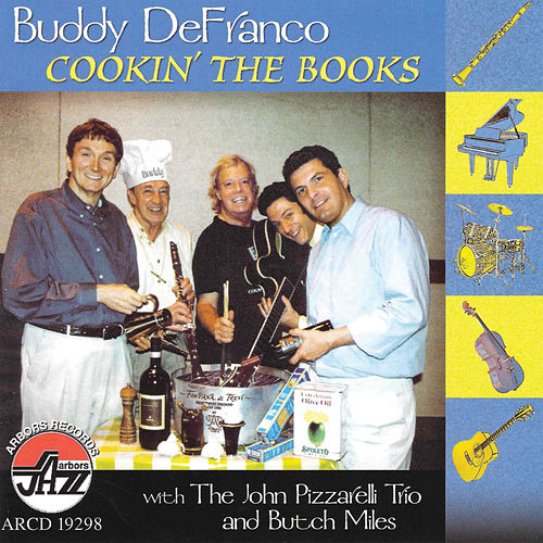 Cookin' The Books by Buddy DeFranco
