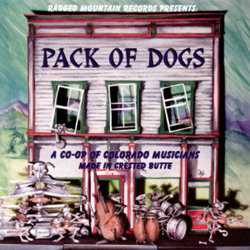 Pack Of Dogs by Tommy Elskes