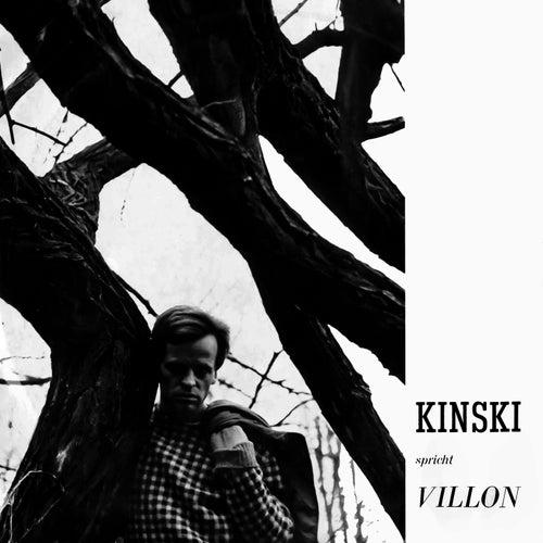 Kinski Spricht Villon von Klaus Kinski