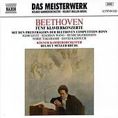 Play & Download Beethoven: Piano Concertos Nos. 1-5 by Helmut Muller-Bruhl | Napster