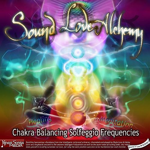 Play & Download Chakra Balancing Solfeggio Frequencies - Healing & Meditation by Sound ॐ Love ❤ Alchemy☿ | Napster