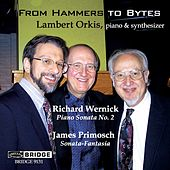 Play & Download From Hammers to Bytes by Lambert Orkis | Napster