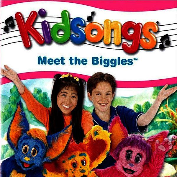 meet the biggles by kidsongs