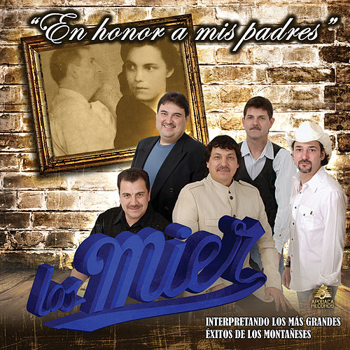 Homenaje a Mis Padres by Los Mier
