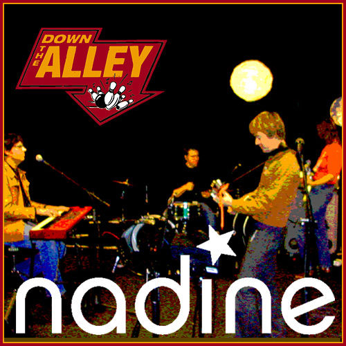 Play & Download Down The Alley by Nadine | Napster