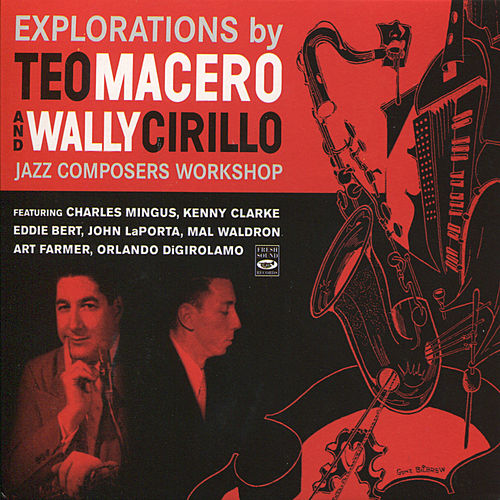 Explorations By Ted Macero and Wally Cirillo by Teo Macero