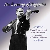 Play & Download An Evening of Paganini by Zino Francescatti | Napster