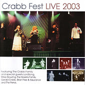 Crabb Fest Live 2003 by The Crabb Family