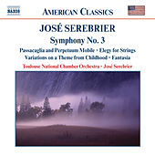 Play & Download Symphony No. 3 by Jose Serebrier | Napster