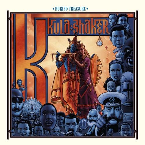 Play & Download K-15 Buried Treasure by Kula Shaker | Napster