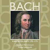 Bach, JS : Sacred Cantatas BWV Nos 170 - 173 by Various Artists