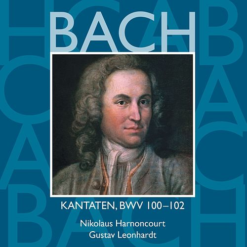 Bach, JS : Sacred Cantatas BWV Nos 100 - 102 by Various Artists