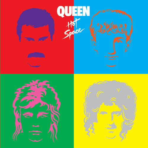 Hot Space by Queen