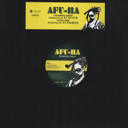 Play & Download Poisonous Taoist by Afu-Ra | Napster