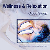Wellness and Relaxation ~ Good Sleep by Helen Rhodes
