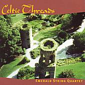 Celtic Threads by Emerald String Quartet