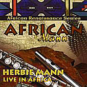 Live In Africa by Herbie Mann