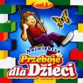 Greatest hits for children vol. 1 by Najwieksze przeboje dla dzieci
