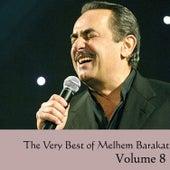 The Very Best of  Melhem Barakat Vol 8 by Melhem Barakat