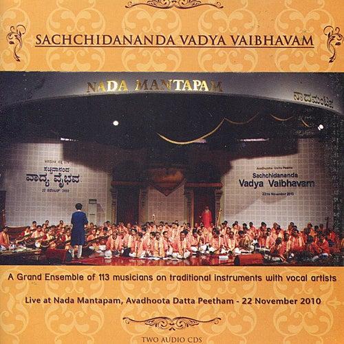 Sachchidananda Vadya Vaibhavam by Rajkumar Bharathi