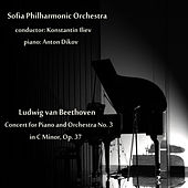 Beethoven: Concert for Piano and Orchestra No. 3 in C Minor, Op. 37 by Sofia Philharmonic Orchestra