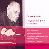 Play & Download Mahler, G.: Symphony No. 2 (Walter) (1957) by Maureen Forrester | Napster