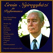 Ervin Nyiregyhazi in Performance (1972-1982) by Various Artists