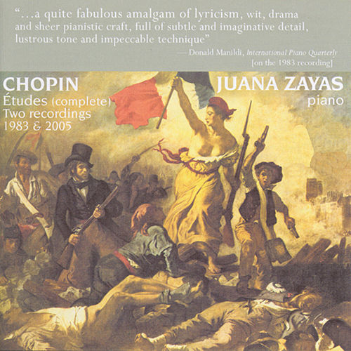 Play & Download Chopin, F.: Etudes (Zayas) (1983 and 2005 Recordings) by Juana Zayas | Napster